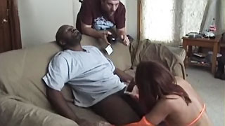 [ Amatuer HomeMade Wife Fuck ]  May I Partake of Your Beautiful Manhood ?