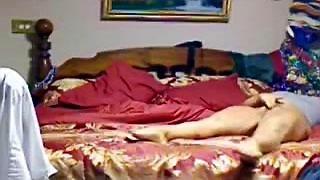 Home Alone Wife Mastrubation Enjoy My Mum Rubbing Pussy Hidden