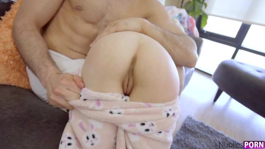 White Teen Gets Fucked Hard