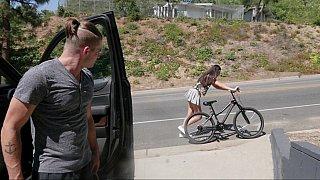 Butt plug biker - daughter distruction