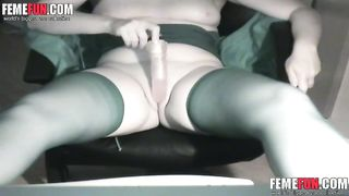 Hidden Camera, wife online masturbating