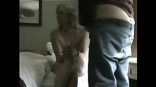 Slut white wife riding the neighbour she thought I was at work
