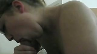 Great BlowJob Swallows Every Drop
