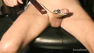 Cumming hard while using my multi-speed sex-toys on my rod