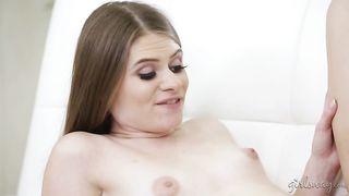 Lesbian MILF seductress - mom rapes daughter porn
