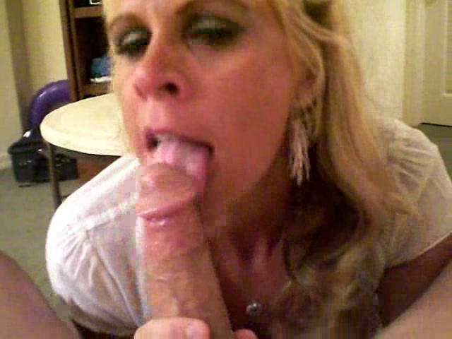 Super Sloppy Latina Blowjob