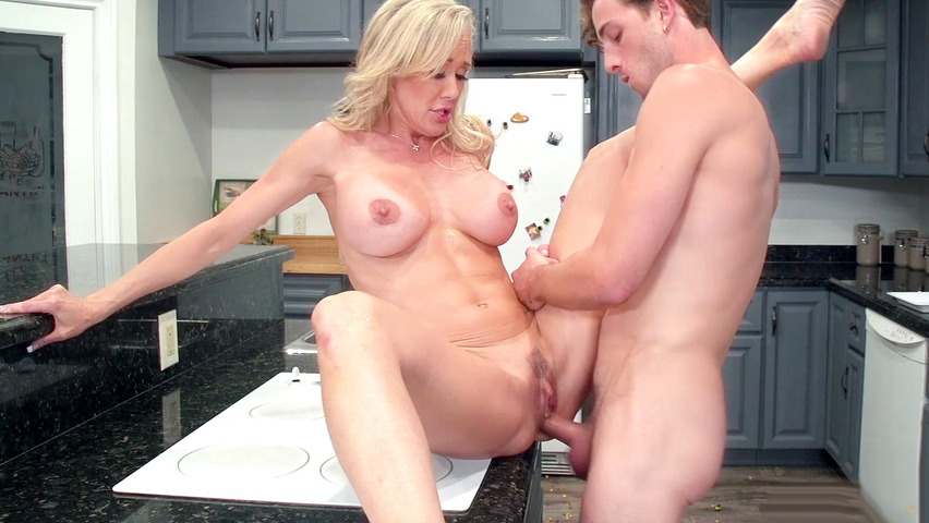 Big Tits Mom Fucks Stepson Pov