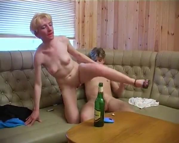 Naked women having threesomes