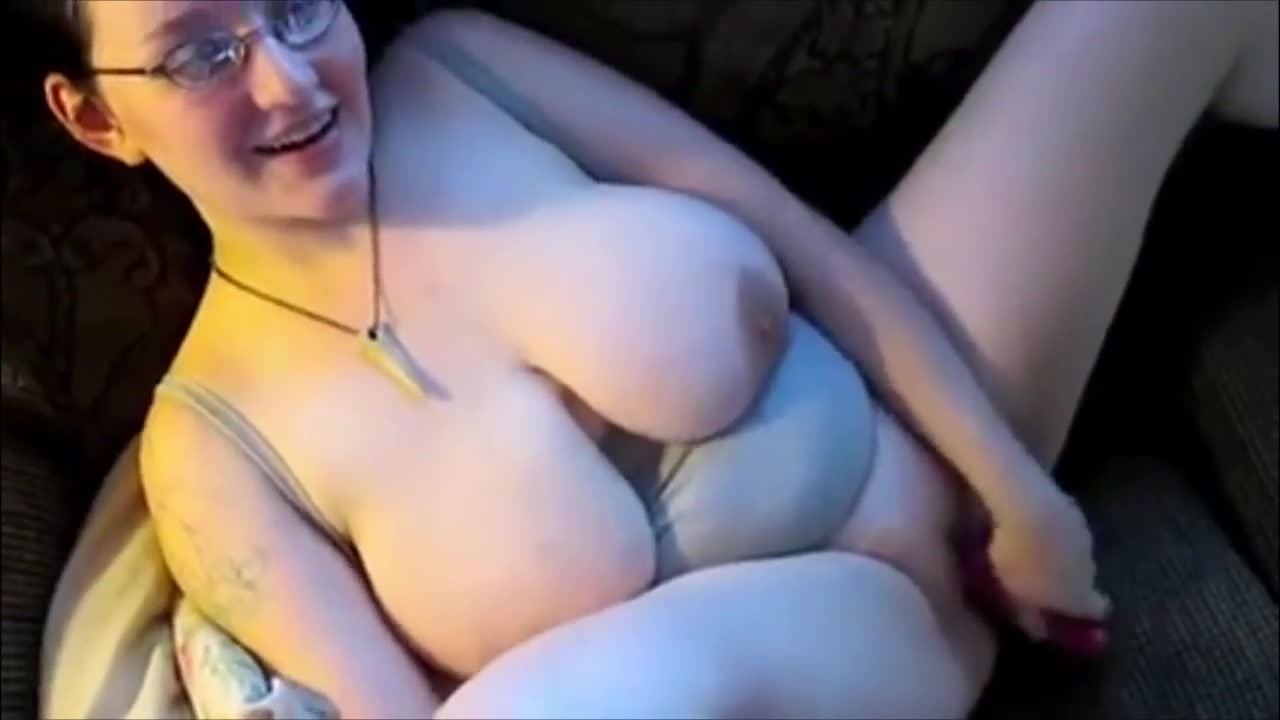 Jerking Off Her Clothes