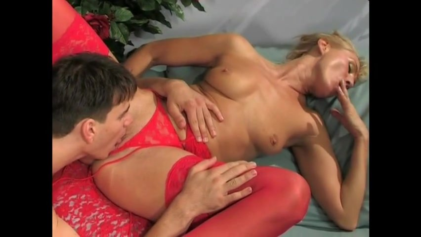 Hot Mom Fucks Her Step Son