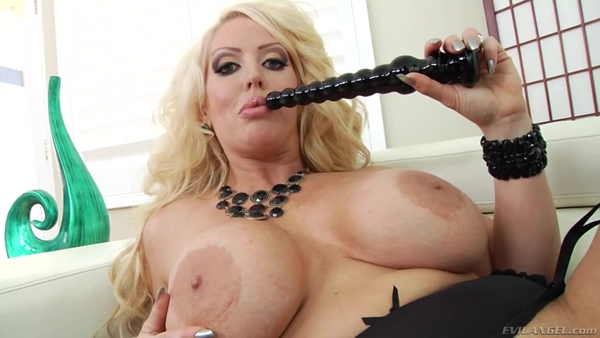 Mom Masturbating Sexy Milf Streches Her Pussy Hole With Her Large Dildo And Taunting Us With Dirty Talk