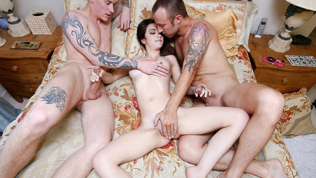 Babe Double Penetration Hd