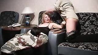 Son rape mom with brutality and forces the woman to swallow jis jizz