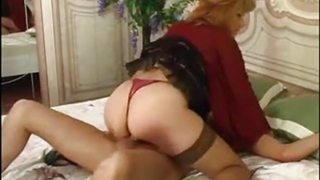 Mom wants sons cum in her dirty mouth after a great incest porn play