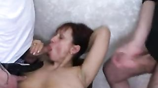 Filmed when fucking my drunk mom in a super intense home special