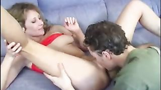 [ Mom swallows son ] Couple makes sure they're all ripe and raw with some sizzling, oral action