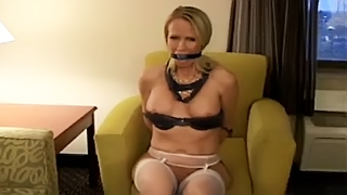 Watch young son rape mom as she struggles while having a huge cock inside