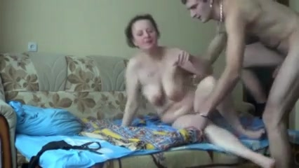 Red Pagan Mom Wants Sex So Bad That She Will Even Take It From Her Son