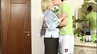 Top quality mom son POV porn with horny young dudes banging their mothers