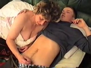 Real Incest Mom Loves The Feel Of Her Sons Big Dick In Her Warm Pussy