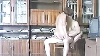 Mom wants sons cum in the end of a fabulous amateur home incest