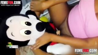 [ Mickey Mouse Porn XXX ] Cuckold Wife By Mickey Mouse