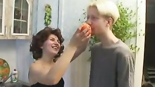 Perverted moms lick eachothers pussies and 69 while fingering anuses