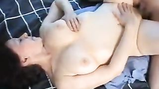 Real mom and son porn containing rough and intense incest anal and oral sex