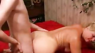 Drunk mom incest party with her familly where she get's fucked by her son