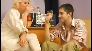 Drunk mom porn with wasted milfs riding big dicks and having intense orgasms