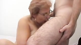 Red pagan mom gets her curvy ass fucked by studs who love big women