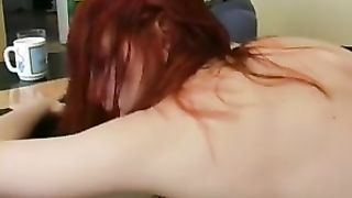 Mom caught naked by her own son making him horny and wanting to fuck