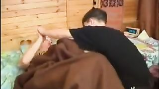 Mom gets raped by a hung stud who forces his big dick inside her tight cunt