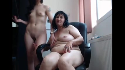 Anal lesbea horny masturbatian