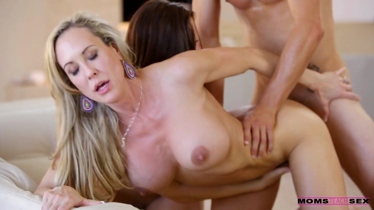 Big Tit Mom Teaches Daughter