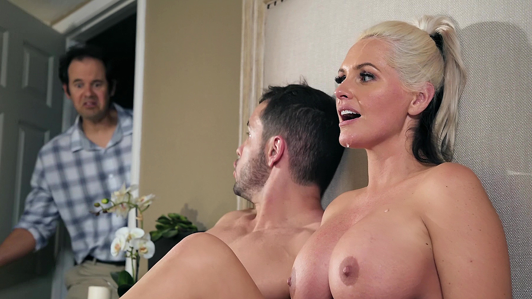 Wife Blows Husband Swallows