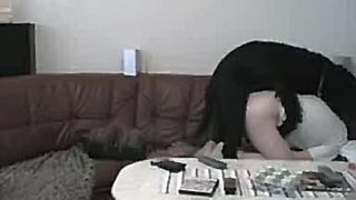 [ Animal xxx video ] I caught my wife having sex with our dog