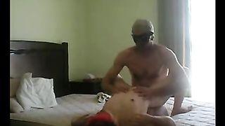 Amateur sex tape