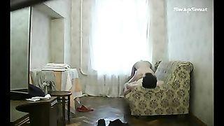 Amateur sex movie scene