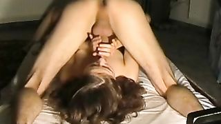 Naked dark brown slutwife with miniature zeppelins homemade fucking free porn flick