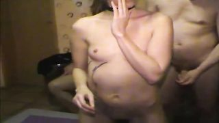 Swinger sex breathless ardent intensive fucking with excited dudes