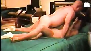 Swinger hotwife non-professional porno stranger having sex with her