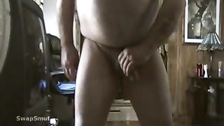 JACKING OFF AFTER I FINGER MY ASSHOLE