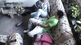 Hidden Camera Recording Couple Having Sex