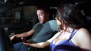 Latina mom acts like incest whore satisfying guy's XXX thing