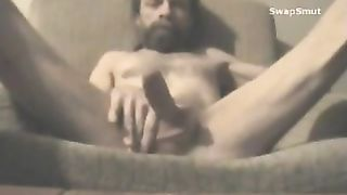 Web webcam play with excited web homo daddy who loves my jock