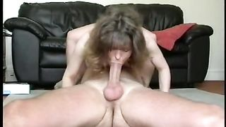 Naked married couple oral job and reverse cowgirl home dilettante porn tape