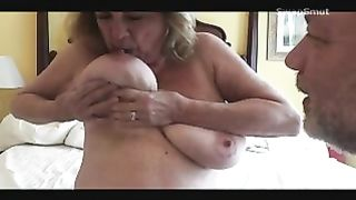 For Big Natural Tits Lovers Extreme Tit Nipple Play DDD cup scones