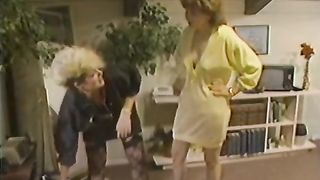 Vintage porn compilation with sapphic sex and stiptease