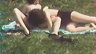 Retro amateur porn compilation with 3some and sapphic actions